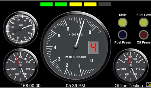 Z1 Dashboard : The Sim Dashboard For Every Sim Racer